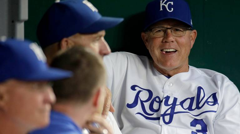 Soler belts 48th homer early as Royals try to send Ned Yost off with a win
