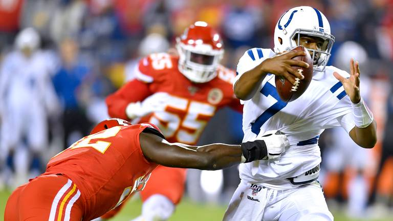Chiefs snap counts: Injuries give playing time to Pringle, Saunders, Niemann