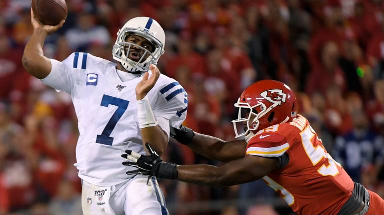 Fans sound off following Chiefs' 19-13 loss to the Colts