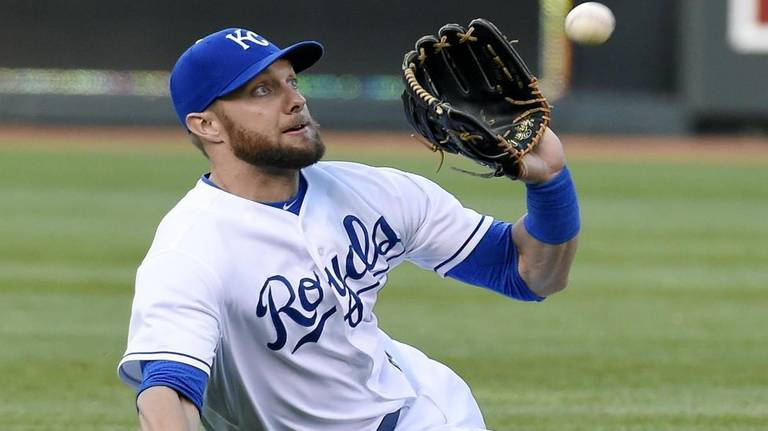 Royals' Alex Gordon made a legacy out of going to great lengths to get the baseball