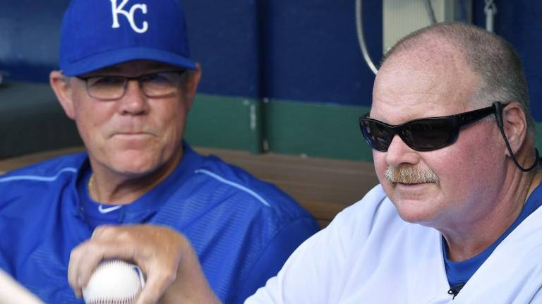 The genuine friendship between Chiefs coach Andy Reid and Royals manager Ned Yost